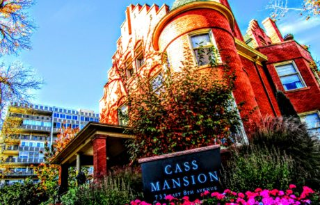 Tina Pino - Cass Mansion
