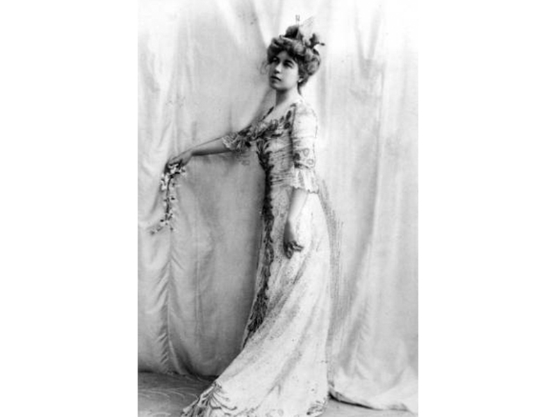 Molly Brown First Ball Dress